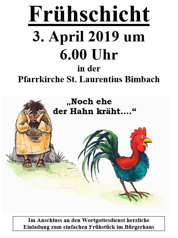Große Hahn-Anbetung Bilder
